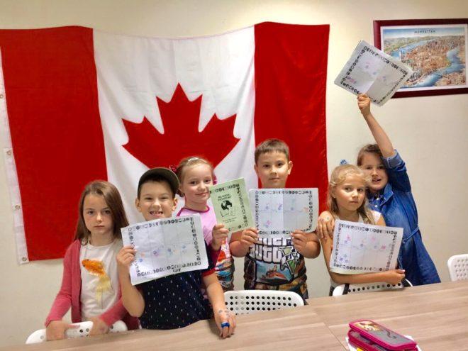 Изучение английского для детей