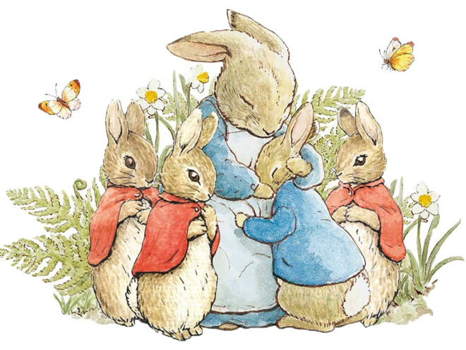 The Tale of Peter Rabbit dan